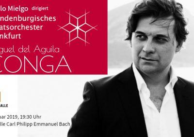 Brandenburgisches Staatsorchester Frankfurt Pablo Mielgo Conductor dirigent
