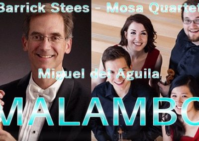 Malambo Miguel del Aguila Barrick Stees bassoon composer music classical contemporary American latin hispanic modern South American