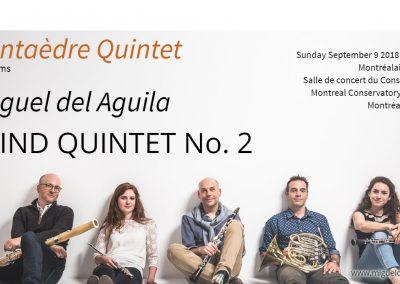 Pentaedre Quintet Wind Quintet Miguel del Aguila