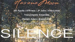 Silence Miguel del Aguila composer classical clarinet contemporary Mariam Adam American latin hispanic American modern music pianist
