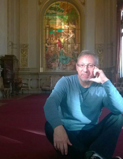 Miguel del Aguila composer Teatro Colon Buenos Aires